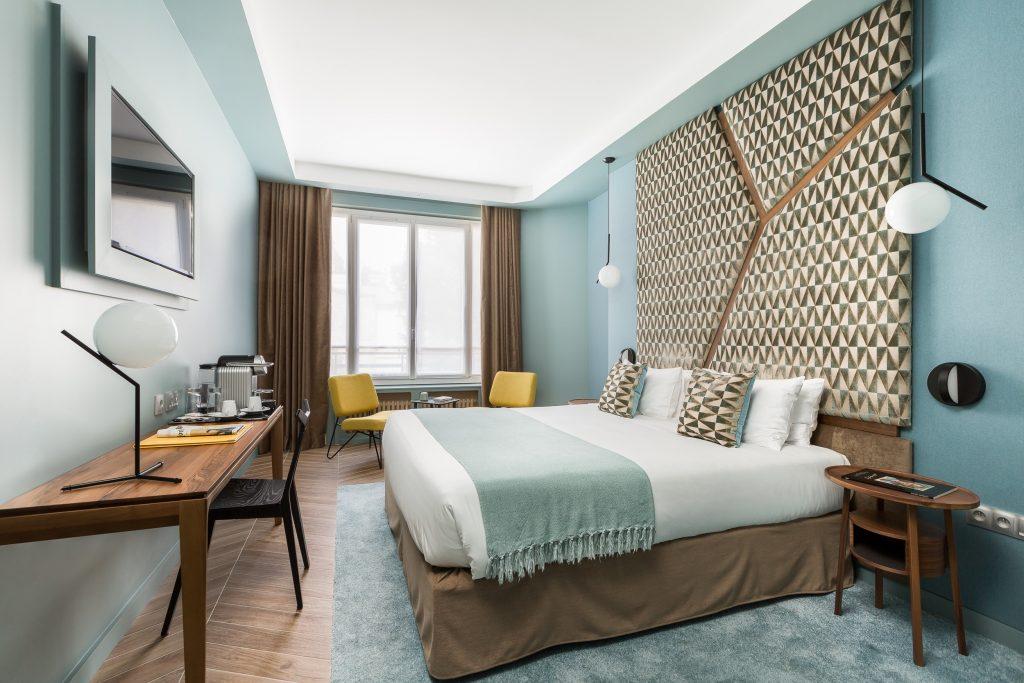 Chambres D H 244 Tel Et Suites H 244 Tel Atala Paris H 244 Tel